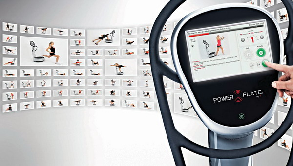 Daves Gym - Power Plate