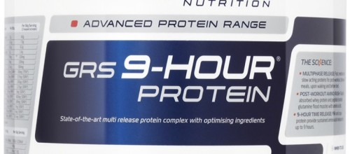 SXI MX GRS 9-HOUR® PROTEIN