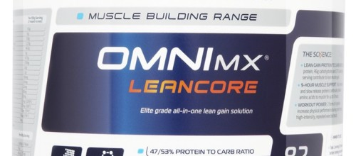 OMNI MX® LEANCORE RRP 4.2kg £97.99 Only £49.99 at Daves Gym