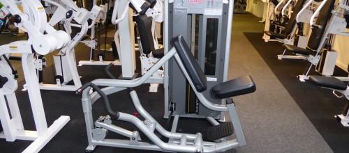 New at Daves Gym